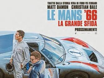 Le Mans '66 - La Grande Sfida: ecco il trailer italiano!