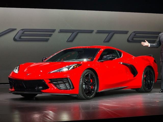 Chevrolet Corvette: con la C8 debutta il motore centrale