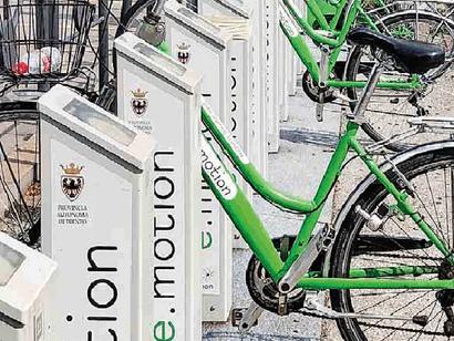 Sono state ritrovate le 4 e-bike rubate dai vandali