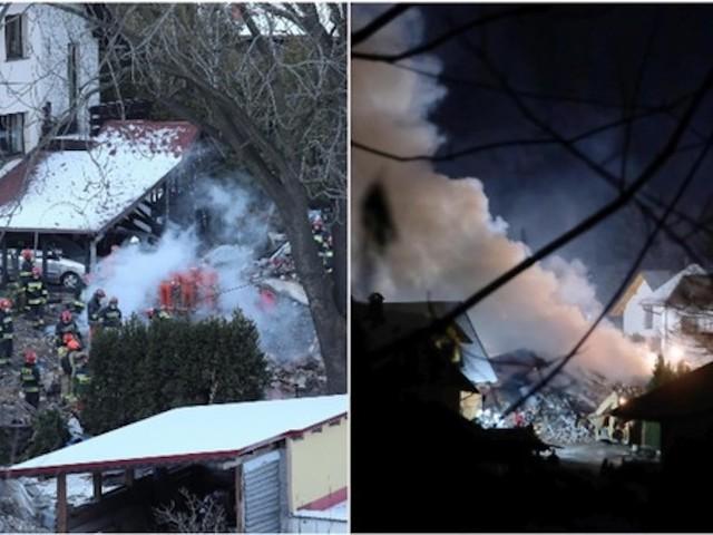 Fuga di gas. Esplode casa nella località sciistica: 8 morti, 4 sono bambini