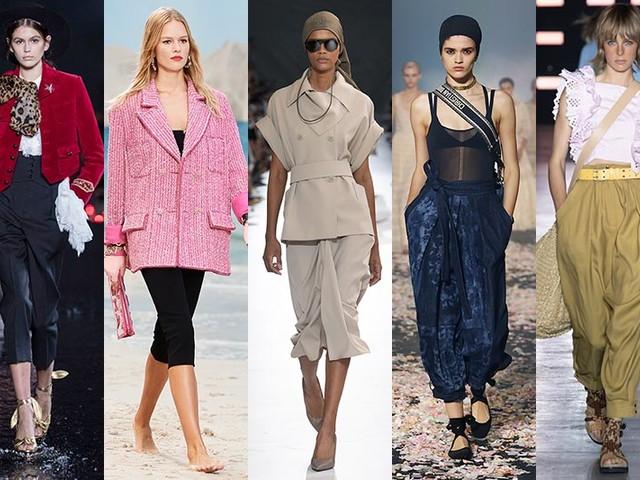 1c381699f0 Moda 2019. Nuove tendenze moda donna primavera estate 2019. L'ABC ...
