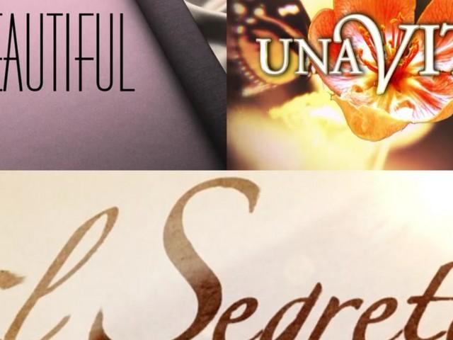 Beautiful, Una Vita e Il Segreto: dal 14 settembre tornano il sabato prima di Verissimo