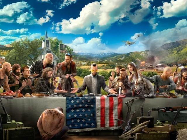 Far Cry 5, The Crew 2 e un terzo gioco misterioso rimandati