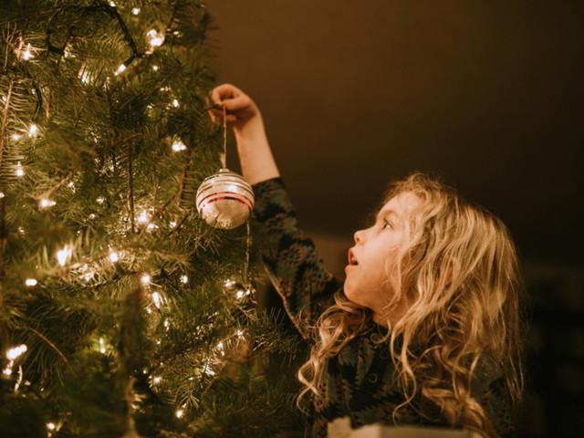 Natale: meno stress e più tempo con i nostri bambini