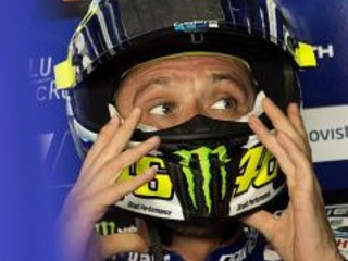 """Valentino Rossi: """"Entusiasta della prima fila, ora vediamo per il passo gara"""""""
