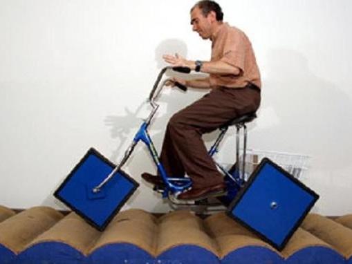 Maturità e la prova di matematica: come funziona una bici a ruote quadrate? Ce lo dice Galileo