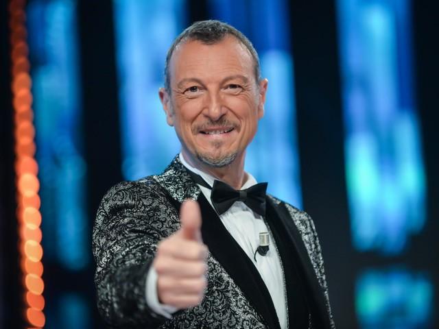 """Sanremo, Amadeus: """"Si naviga a vista. Ma siamo pronti"""". Ecco tutte le novità"""