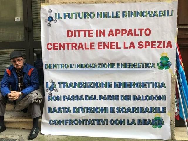 Centrale Enel La Spezia, riconversione possibile