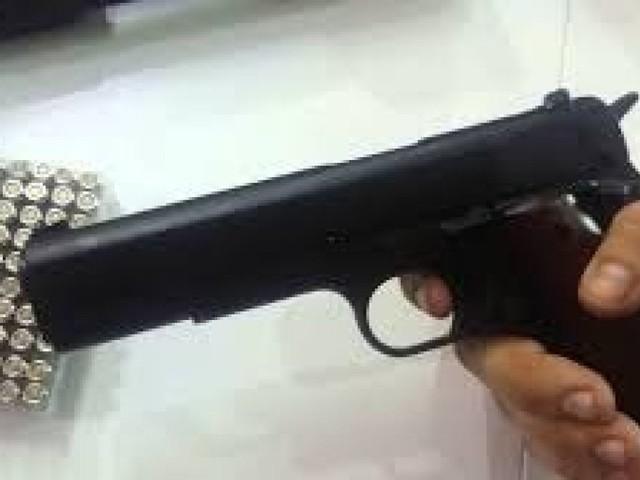 Quattro pistole sequestrate a Santa Margherita Ligure
