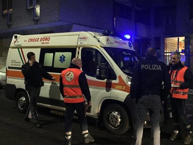 Verbania, famiglia travolta da un'auto: un morto e tre feriti