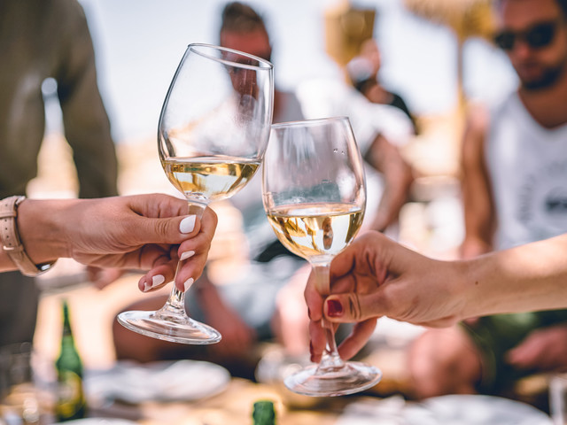 Estate 2020, a tavola coi vini Sagna