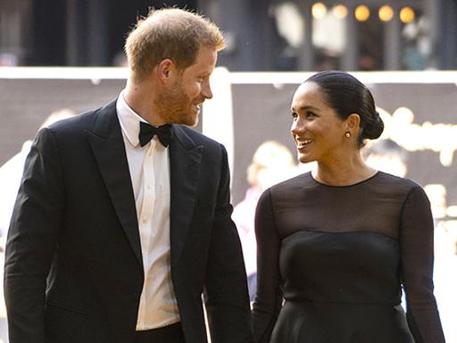 Il principe Harry e Meghan Markle sono a Roma per partecipare a un matrimonio con tante altre star