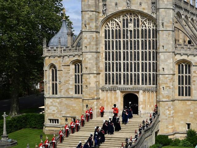 Tutti a corte da Elisabetta per celebrare Garter Day
