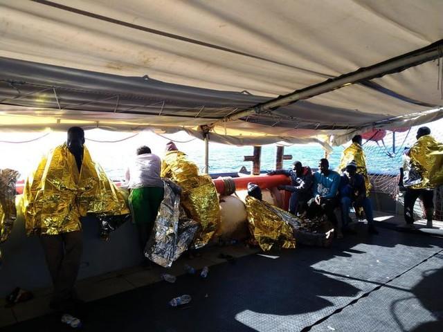Mediterraneo, strage di migranti