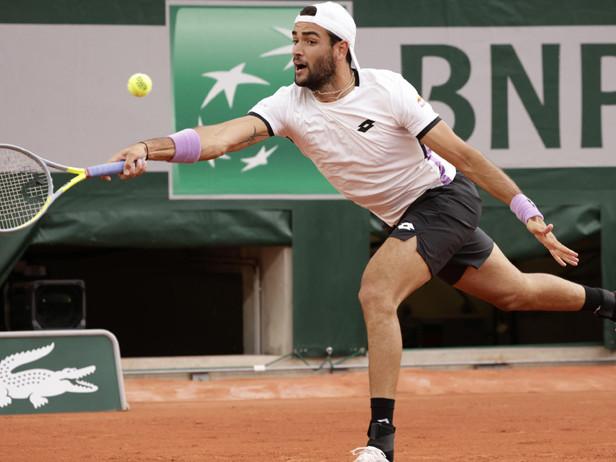 Berrettini-Djokovic al Roland Garros, il risultato in diretta LIVE