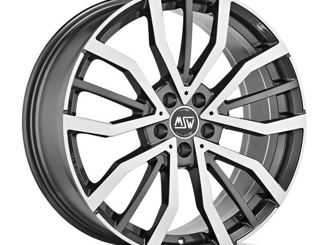 MSW 49, il nuovo cerchio per i SUV Ranger Rover, BMW e Volkswagen