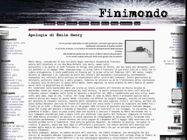 Apologia di Émile Henry