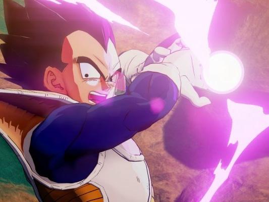 Dragon Ball Z: Kakarot, Vegeta in un video di gameplay dal TGS 2019 - Video - PS4