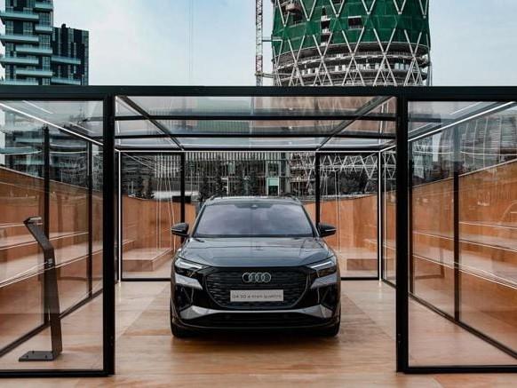 Audi Q4 e-tron, quanto costa e formule di utilizzo del nuovo suv elettrico