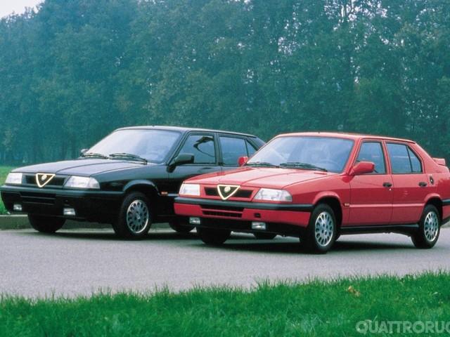 Alfa Romeo - I trentacinque anni della 33 - FOTO GALLERY