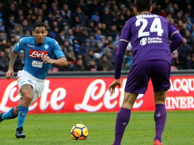 Napoli-Fiorentina 0-0, gli azzurri sprecano e restano secondi in classifica