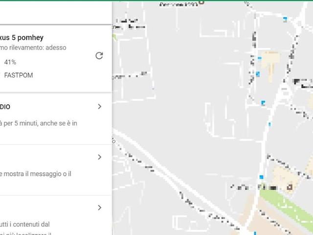 """Con """"Trova il mio Android"""" l'app per ritrovare il cellulare"""