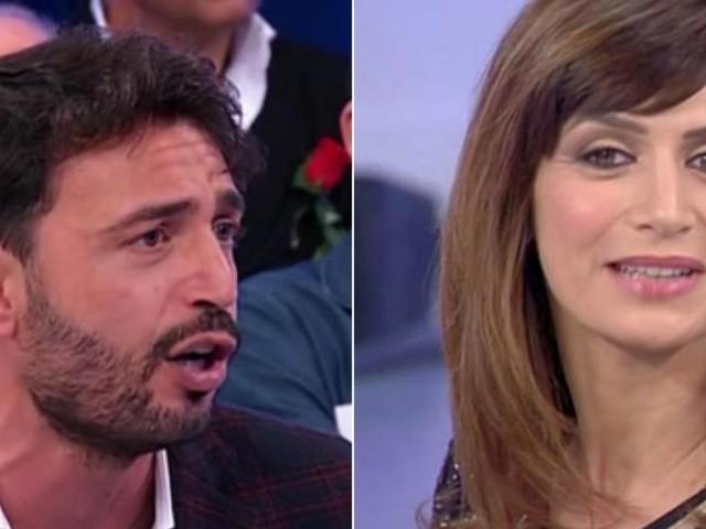 U&D, registrazione del 27 dicembre, Armando Incarnato a Barbara De Santi: 'Mi baceresti'