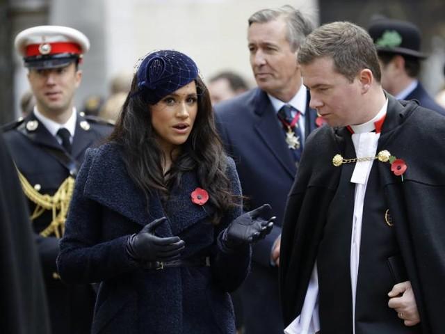 Meghan Markle incontra William e Kate dopo mesi di silenzio. Scintille ai Remembrance Day?
