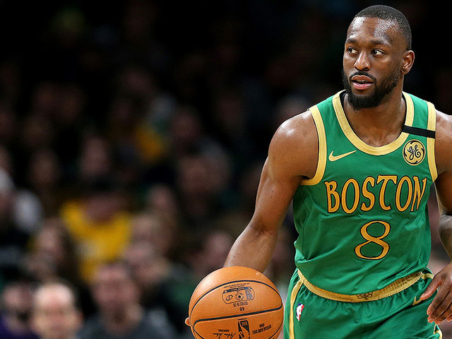 Kemba Walker To Miss Third Straight Game With Knee Soreness