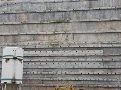Fara, il parcheggio apre a inizio 2021 Il sopralluogo al cantiere in Città Alta