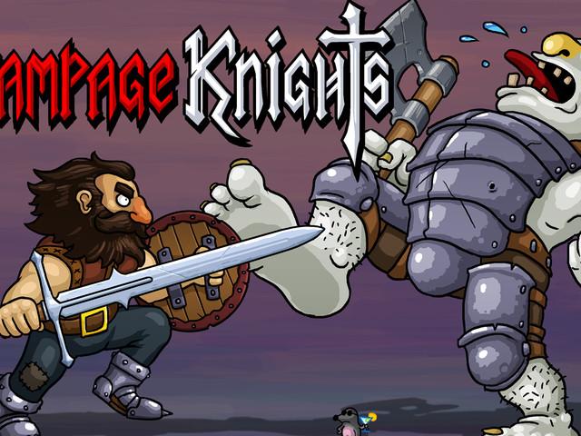 Rampage Knights – Recensione Nintendo Switch