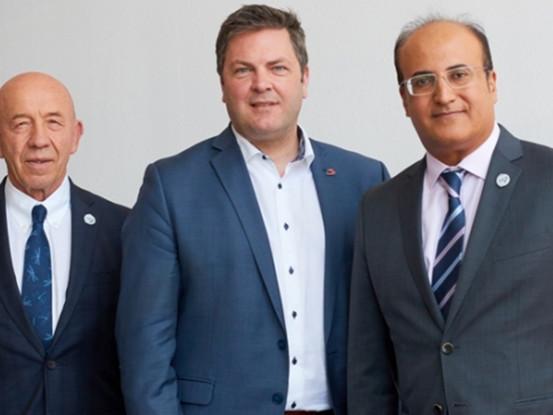 Steven Polmans, Sanjeev Gadhia join TIACA board