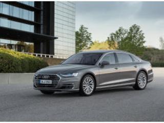 Nuova Audi A8: seguendo l´onda dell´innovazione