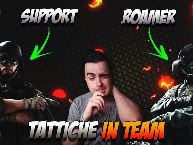 Il Tuttofare: da Support a Roamer!! – Streaming Highlights | Rainbow Six: Siege ITA