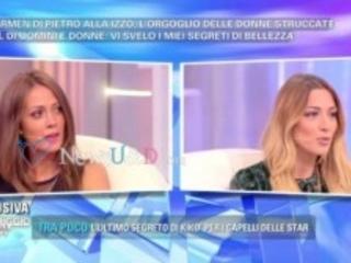 """Scontro tra Teresa Cilia e Soleil Sorgè a """"Pomeriggio 5″"""