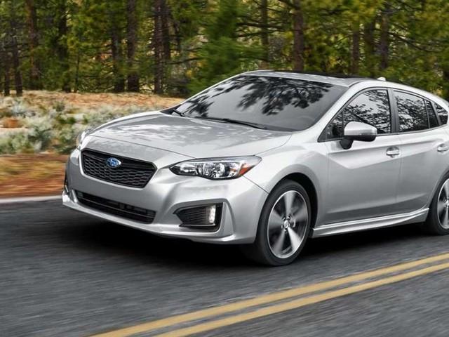 Nuova Subaru Impreza 2017: prezzo, consumi e motori
