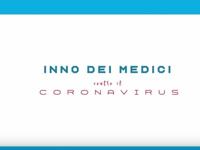 """Covid, i medici suonano e cantano """" Domani un nuovo giorno sarà"""" Video"""