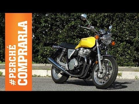 Honda CB1100EX & RS: Perché comprarla... e perché no [VIDEO]