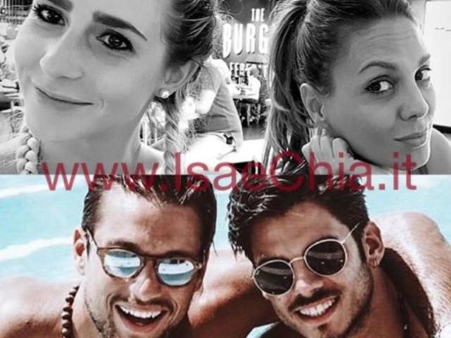 'Temptation Island 5', Lara Zorzetto e Martina Sebastiani in vacanza ad Ibiza. Sull'isola anche i tentatori Andrea Dal Corso e Luca Daffrè… (video)