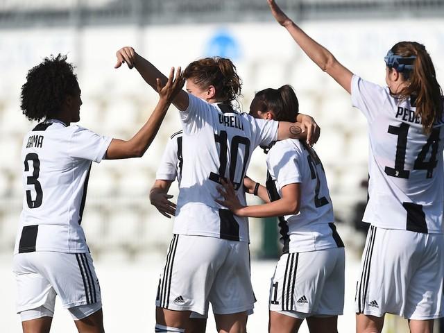Juventus-Fiorentina Women, prima volta allo Stadium: il match live su Sky