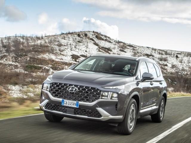 """Hyundai Santa Fe: arriva la versione speciale """"20th Anniversary"""""""