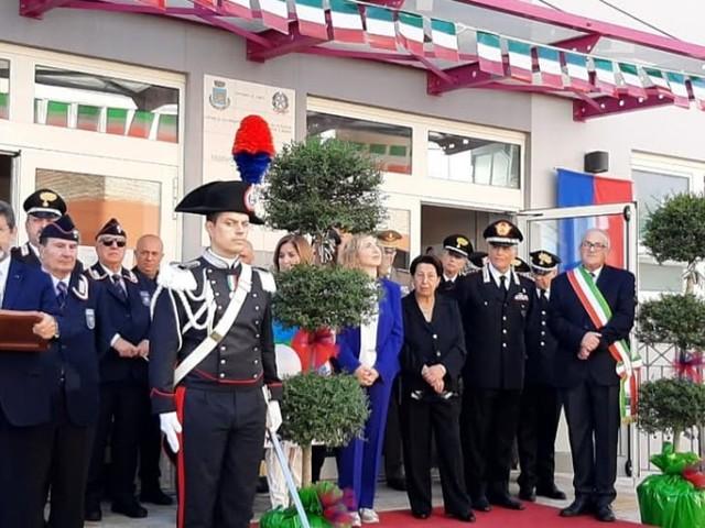Casalincontrada, la scuola dell'infanzia intitolata al sottotenente Di Toro Mammarella