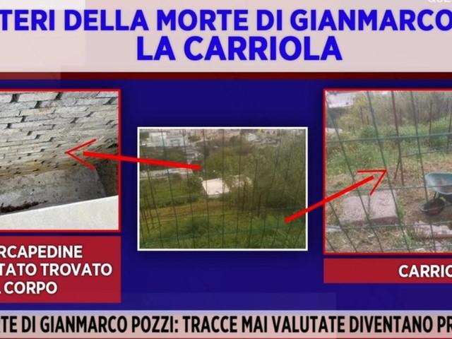 """Gianmarco Pozzi, prove omicidio?/ Carriola e sacco nero: """"Una testimone ha visto..."""""""
