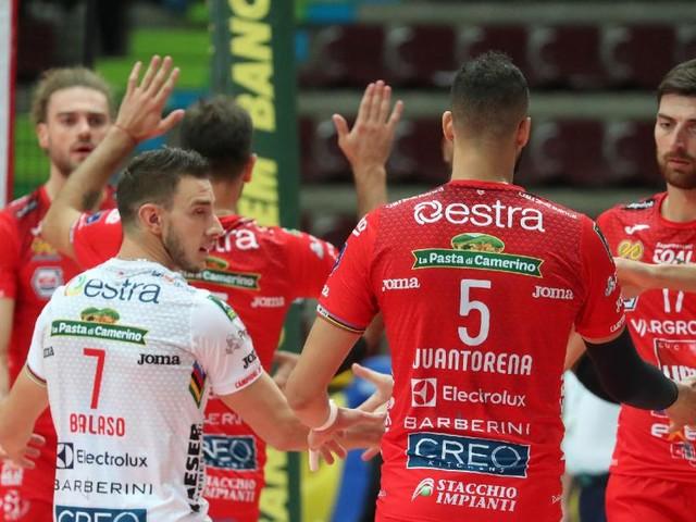 SuperLega, esordio vincente per la Lube: espugnata Verona in 3 set (FOTO)