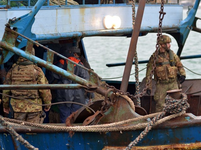 La forza speciale anti sbarchi: chi sono i cacciatori di scafisti