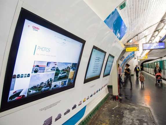 Stazione della metro Javel–André Citroën? Ormai un luogo di culto