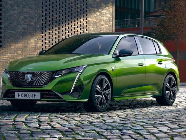 Nuova Peugeot 308, sicurezza e svolta elettrica