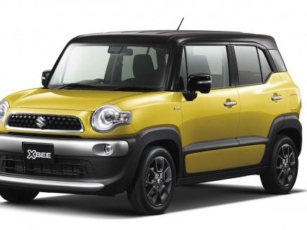 Suzuki a Tokyo:concept e-Survivor e Xbee