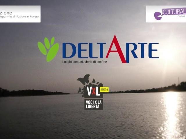 A Rovigo e dintorni l'arte nelle strade: al via la settima edizione del festival DeltArte
