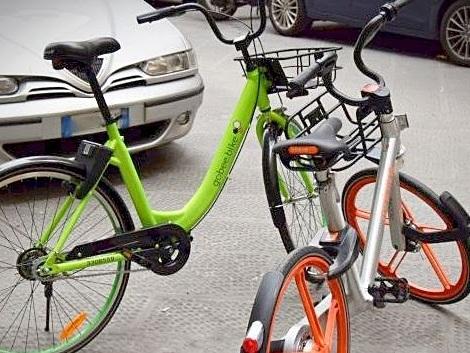 Prosegue la 'rivoluzione' del bike sharing a Firenze